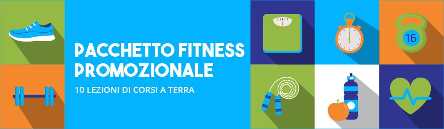 Pacchetto Fitness Promozionale Piscina Di Saronno