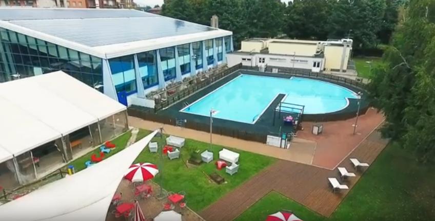 Struttura media gallery piscina di solbiate olona - Piscina solbiate olona ...