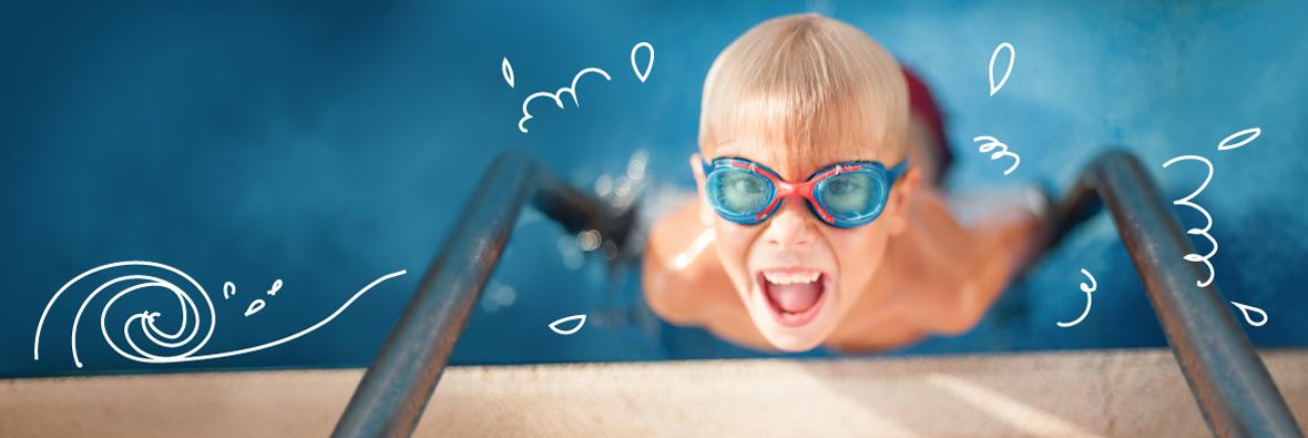 Completamento Corsi Nuoto Bambini Piscina Di Saronno