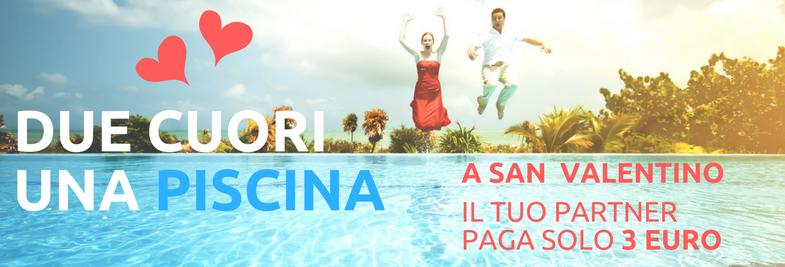 San valentino si festeggia in piscina piscina di saronno - Piscina solbiate olona ...