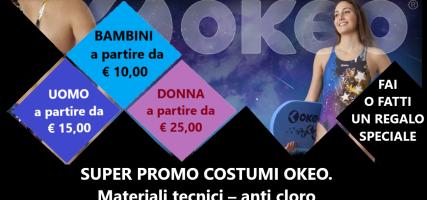 PROMO OKEO SCONTI